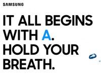 Samsung тизерит водонепроницаемые смартфоны A-серии