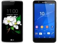LG K7 DualSim против Sony Xperia E4 Dual — cравнительный обзор бюджетных моделей