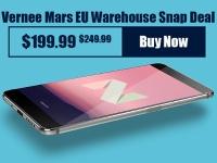 Vernee Mars: Розыгрыш и специальные предложения на первый в мире смартфон с Helio P10 SoC и  Android 7.0