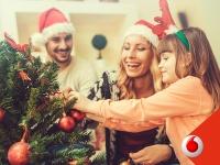 Качество работы сети Vodafone выше украинских стандартов – проверено Новым годом