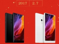 Стартовали продажи безрамочного флагмана Xiaomi Mi Mix в белом