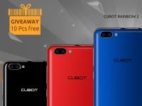 Разыгрывается смартфон Cubot Rainbow 2 с двойной камерой