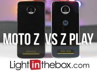 Товар дня: скидки на Moto Z Play и Moto Z в Lightinthebox.com