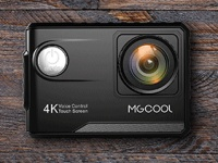 Экшн-камера MGCOOL Explorer 2 получила голосовое управление