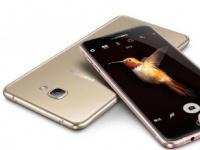 Новый смартфон Samsung Galaxy C получит двойную камеру