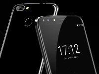 OUKITEL U22  — смартфон с четырьмя камерами и двумя вспышками