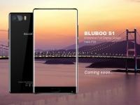 Озвучены сроки релиза и стоимость безрамочного смартфона BLUBOO S1