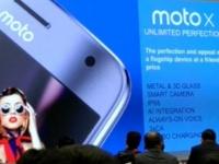 Moto X (2017) засветился на закрытой презентации
