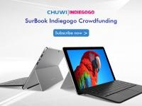 Chuwi Surbook: акция на предзаказ и розыгрыш