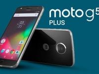В Украине официально стартовали продажи Motorola Moto G5 Plus