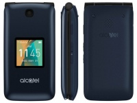 ALCATEL Go Flip — телефон-раскладушка с 5Мп камерой