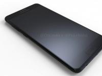 Samsung Galaxy C10 с двойной камерой показался на рендерах и видео