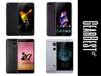 Купоны на скидку в Gearbest: LeEco 2 X520, Xiaomi Redmi 4X и Note 4X, OnePlus 5 + Powerbank и другие модели