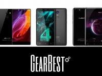 3 акции на Gearbest: CUBOT Magic 4G - $49.99, UHANS Note 4 - $59.99, Vkworld Mix Plus - $99.99