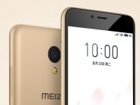 Meizu A5 за $100 нацелен на начинающих пользователей Android