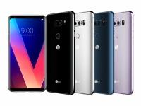 IFA 2017: LG выпустила премиальный смартфон V30 с возможностью съемки видео кинематографического качества