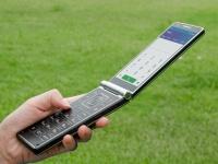Представлен смартфон-раскладушка VKworld T2 Plus с двумя экранами на Android 7.0