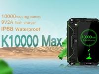 OUKITEL K10000 MAX VS iPad mini 4 VS iPhone 7 Plus - тест на потребление батареи, предпродажа начинается на следующей неделе