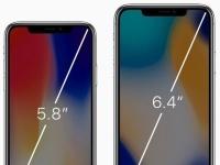 Apple выпустит два безрамочника: на подходе iPhone X Plus
