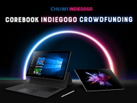 CHUWI запускает сбор средств на Indiegogo на новый CoreBook и дарит возможность выиграть его