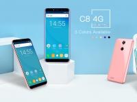 Oukitel готовит безрамочный смартфон за $89.99 долларов