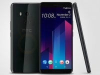 HTC представила безрамочный U11+