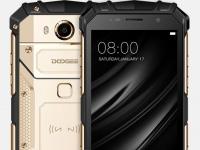 Противоударный DOOGEE S60 будет продаваться в Украине за 9000 грн