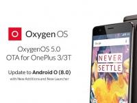 OnePlus 3 и 3Т обновились до Android 8.0 Oreo с Oxygen OS 5.0