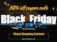 Скидки на устройства CHUWI в «Черную пятницу»