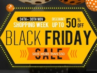 OUKITEL проводит большую распродажу на Черную Пятницу в Gearbest