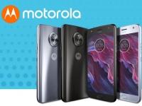 В Украине стартуют продажи смартфона Motorola Moto X4 с двойной камерой