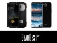 Акции в Gearbest: UHANS i8 от $79.99 и Blackview BV9000 Pro от $149.99