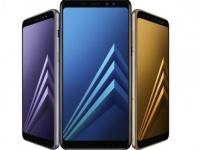 Samsung представила безрамочные Galaxy A8 (2018) и A8+ (2018)