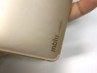 Полноэкранный Meizu M6S с логотипом mblu впервые на видео