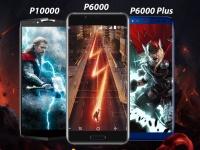 P-серия от Blackview – это смартфоны с большим временем автономной работы и новинкой P6000