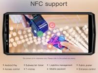 OUKITEL K10 – смартфон с NFC, который добавляет ему несколько важных функций
