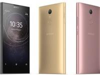 CES 2018: Sony представила смартфон Xperia L2 начального уровня