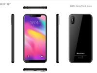 Blackview готовит смартфон в стиле Iphone X