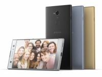 CES 2018: Sony представила смартфоны Xperia XA2 и XA2 Ultra