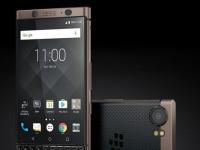 CES 2018: Представлен смартфон BlackBerry KEYone Bronze Edition