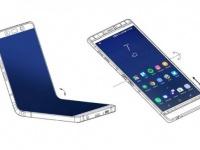 CES 2018: Samsung тайком показала складной Galaxy X избранным