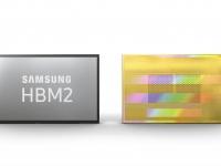 Samsung Electronics начала производство памяти с высокой пропускной способностью HBM2 объёмом 8 ГБ и рекордной скоростью передачи данных