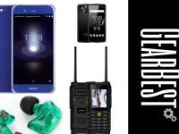Товар дня: Смартфоны Sharp AQUOS P1 и OUKITEL K10, беспроводные наушники и телефон-рация