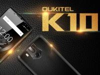 Для OUKITEL K10 с 6 ГБ ОЗУ и батареей на 11000 мАч сделали крутое 3D видео