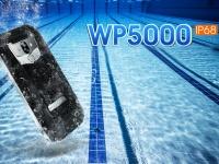 OUKITEL WP5000 с защитой по стандарту IP68 прошел испытания со льдом и горячей водой