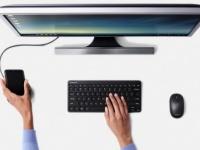 Android P научит смартфоны работать мышкой и клавиатурой для ПК