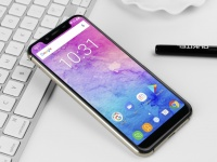 Первая копия iPhone X - OUKITEL U18 с 4+64 ГБ вышел в золотом корпусе