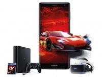 Sony дарит PlayStation 4 или PSVR при предзаказе Xperia XZ2 в Британии