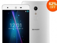 Смартфоны с большой скидкой: SHARP Z2 FS8002 за $114.99 и SuperD D1 за $89.99