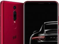 Huawei и Porsche Design презентуют технологичный смартфон  Huawei Mate RS